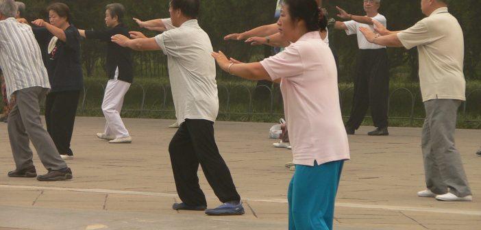 Il Tai Chi può ritardare l'insorgere dell'Alzheimer