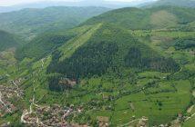Apparenti piramidi a Visoko - Bosnia