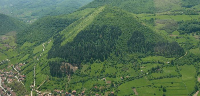 Antiche piramidi in Bosnia?